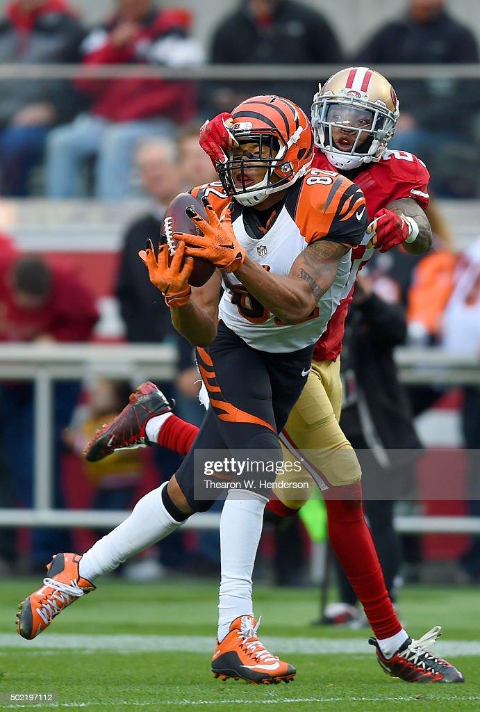 Cincinnati Bengals v San Francisco 49ers : News Photo