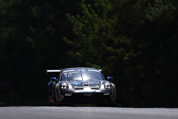 HUN: Porsche Mobil 1 Supercup - Round 4:Budapest - Qualifying