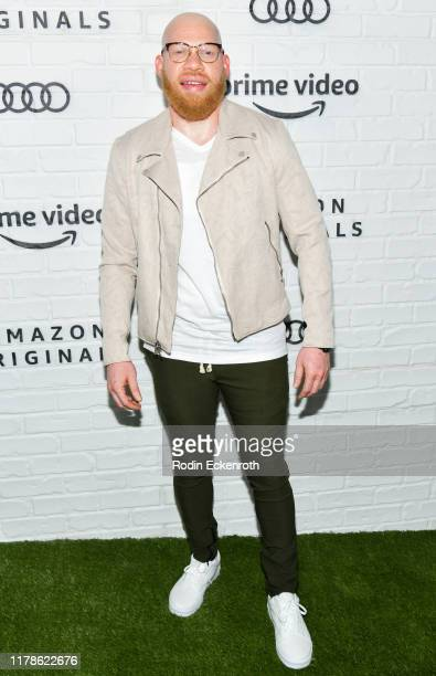 """Marvin """"Krondon"""" Jones attends the Amazon Prime Video Post Emmy Awards Party 2019 on September 22, 2019 in Los Angeles, California."""
