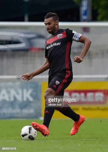Marvin Matip in Aktion waehrend dem Fussball Testspiel FC Ingolstadt 04 gegen FC Turin fuer die Saison 2016/2017 am 2 August 2016 in Schwaz Endstand...