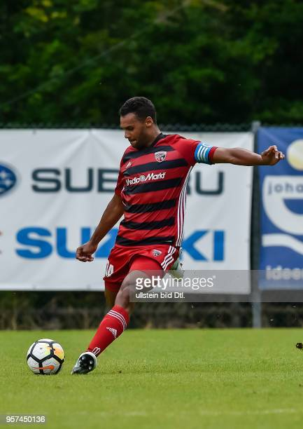 Marvin Matip in Aktion waehrend dem Fussball Testspiel FC Ingolstadt 04 gegen Bursaspor fuer die Saison 2017/2018 am 18 Juli 2017 in Westendorf