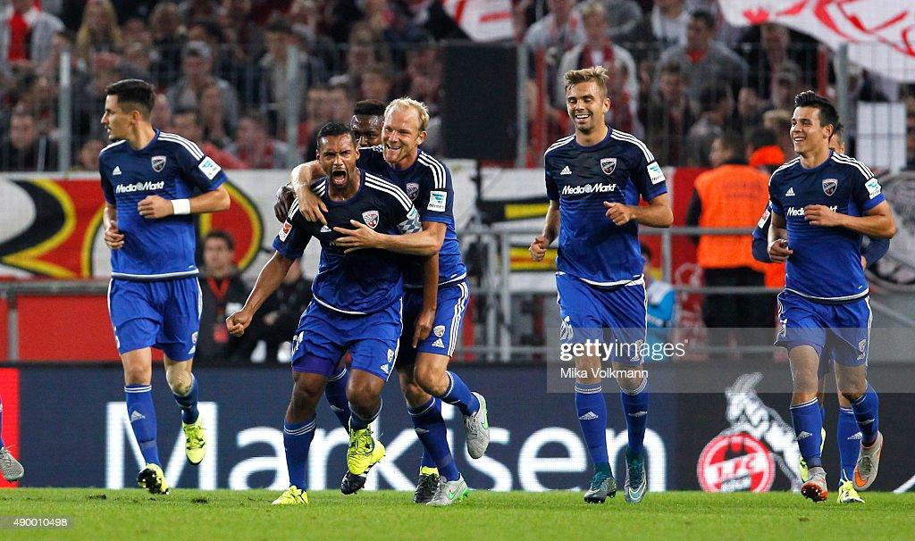 1. FC Koeln v FC Ingolstadt - Bundesliga