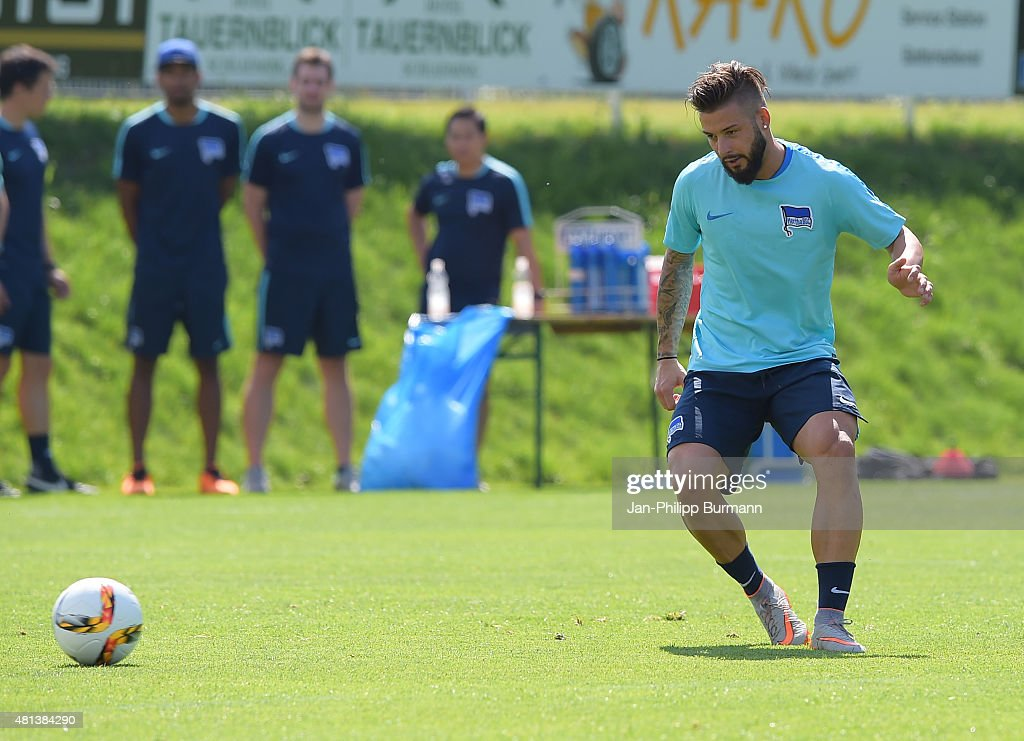 Hertha BSC - Training Camp Day 2