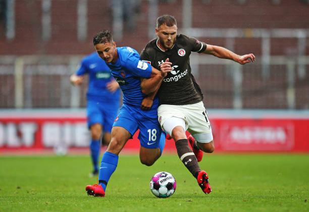 DEU: FC St. Pauli v 1. FC Heidenheim 1846 - Second Bundesliga