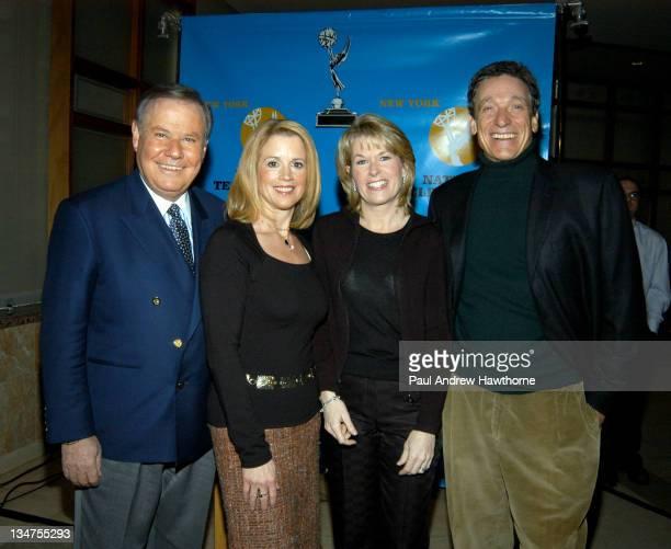 Marvin Scott Jane Hanson Diana Williams and Maury Povich