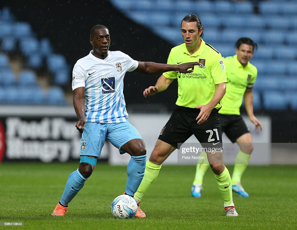 Coventry City v Northampton Town - Sky Bet League One