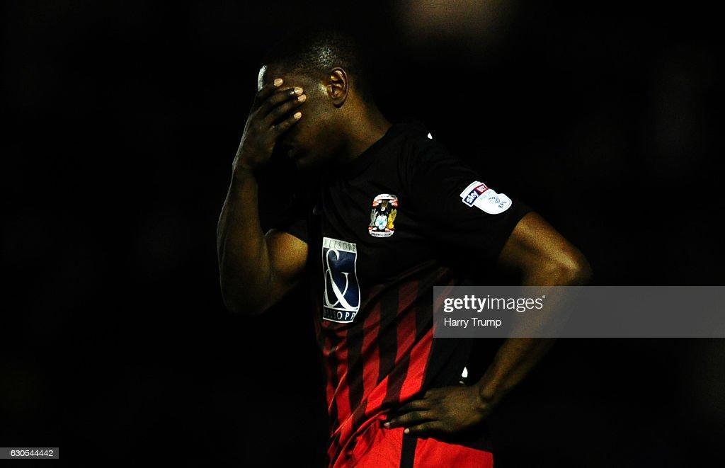 Bristol Rovers v Coventry City - Sky Bet League One
