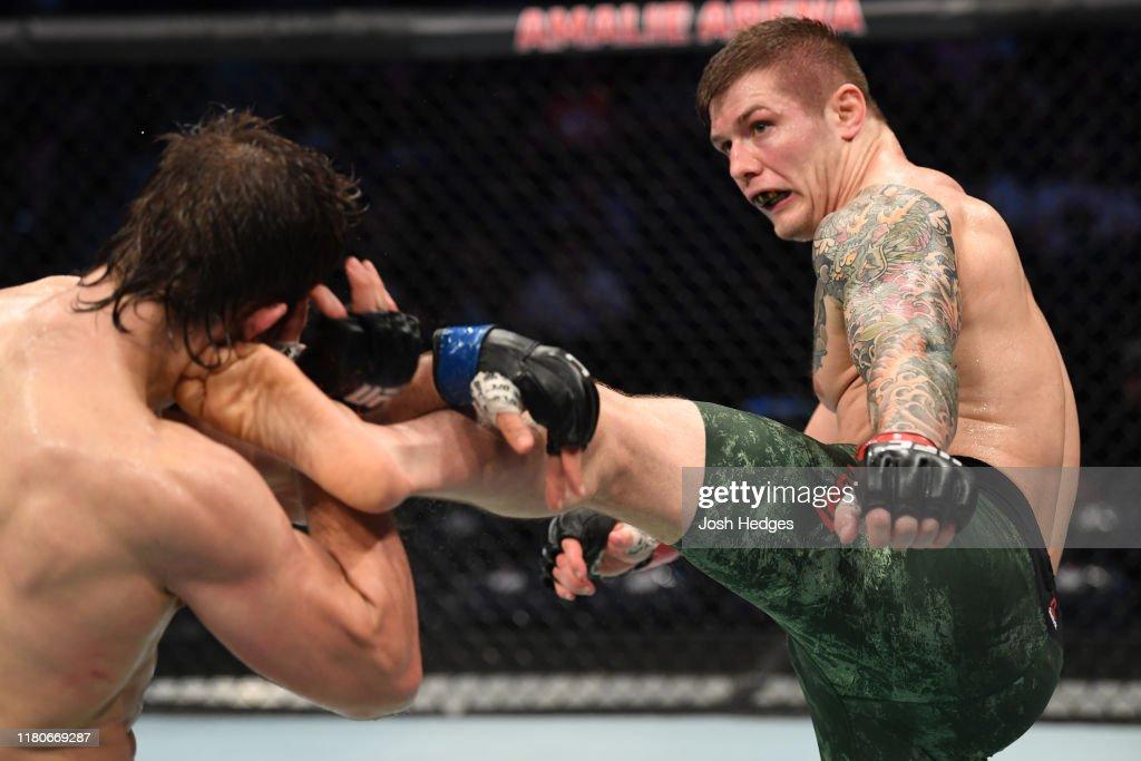 UFC Fight Night: Vettori v Sanchez : ニュース写真