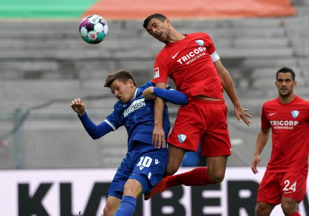 DEU: Karlsruher SC v VfL Bochum 1848 - Second Bundesliga