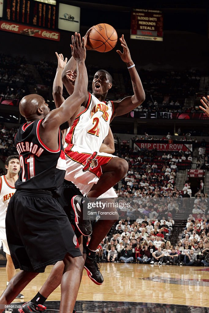 Atlanta Hawks v Portland Trail Blazers