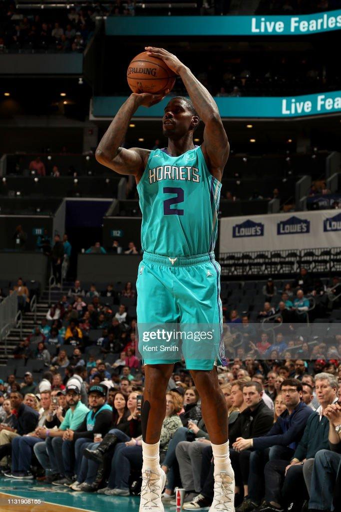 NC: Minnesota Timberwolves v Charlotte Hornets