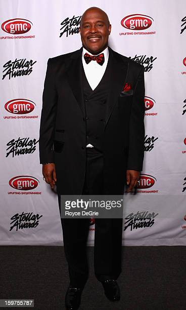 Marvin Winans attends the 28th Annual Stellar Awards at Grand Ole Opry House on January 19 2013 in Nashville Tennessee