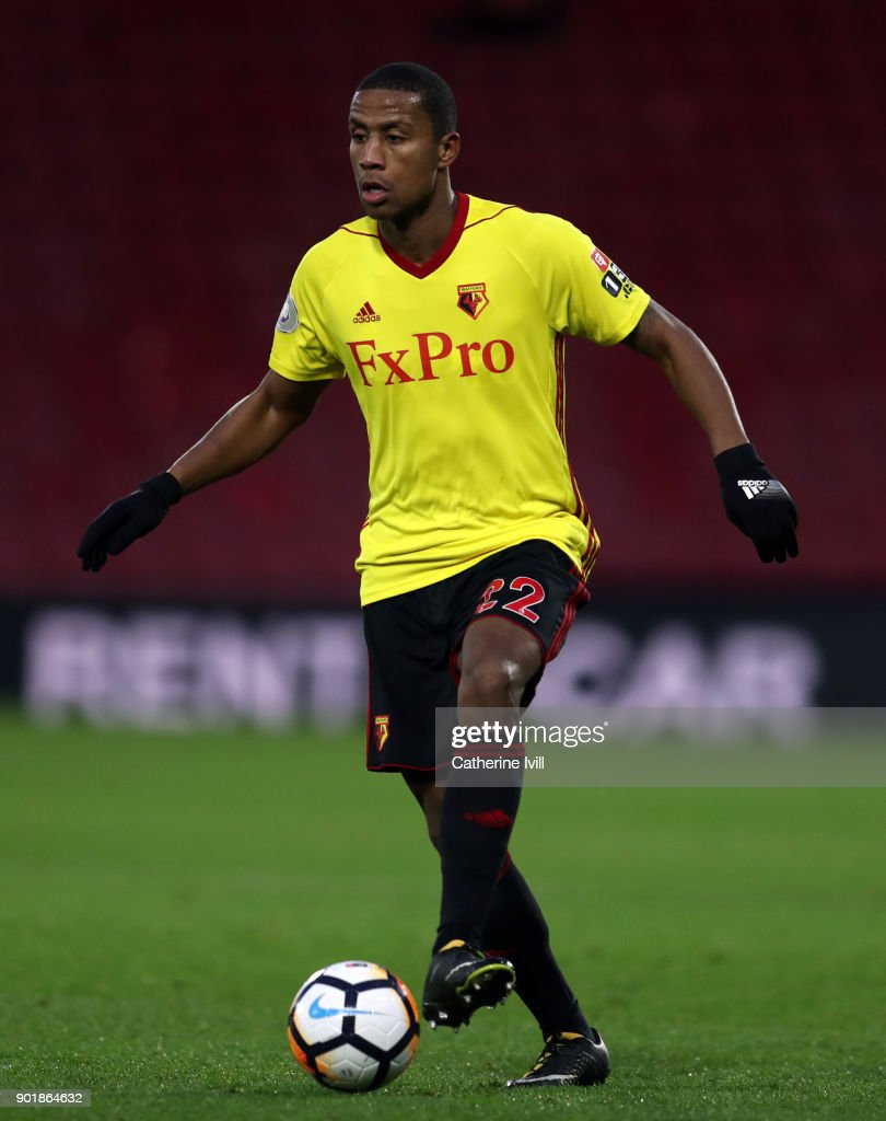 Watford v Bristol City - The Emirates FA Cup Third Round