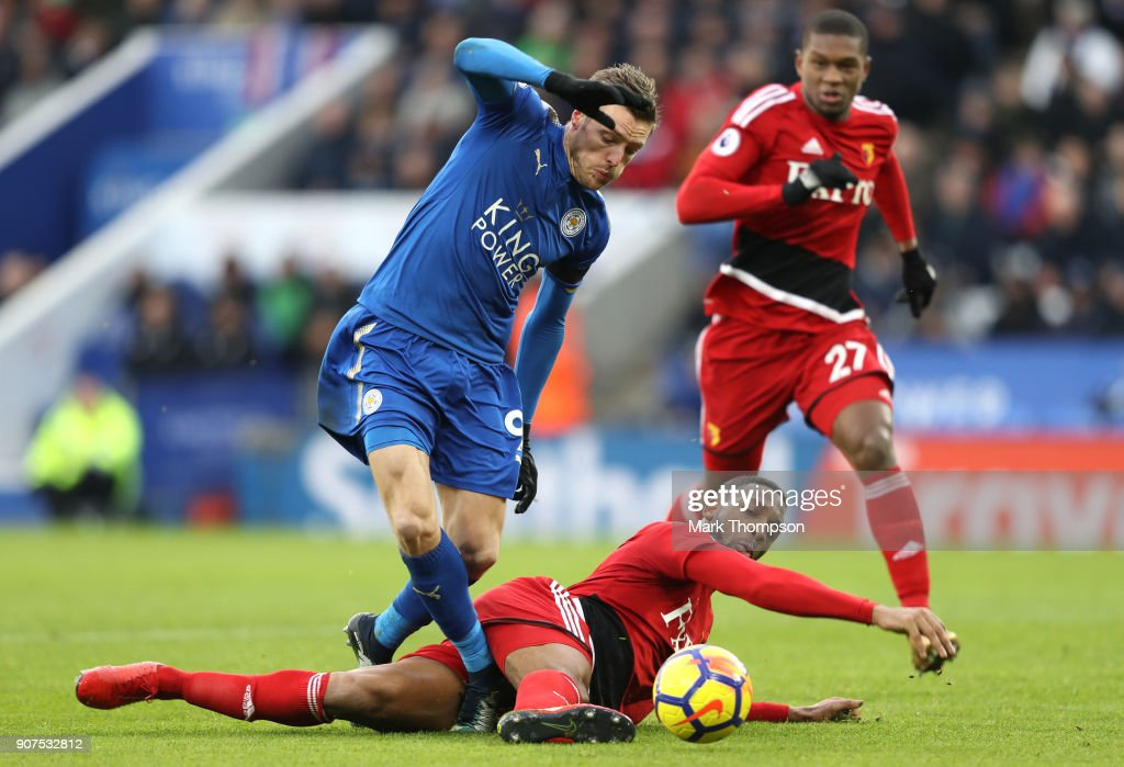 Leicester City v Watford - Premier League