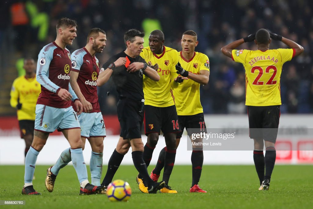 Burnley v Watford - Premier League