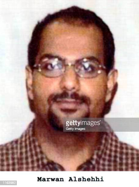 Marwan Al-Shehhi, one of the suspected hijackers of United Airlines that crashed in rural southwest Pennsylvania on September 11, 2001 during a...