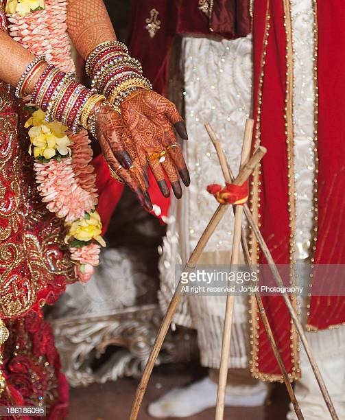 Marwari wedding ritual