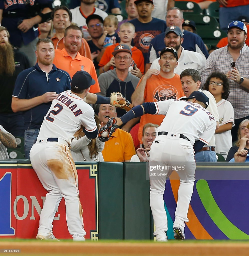 San Franciso Giants  v Houston Astros