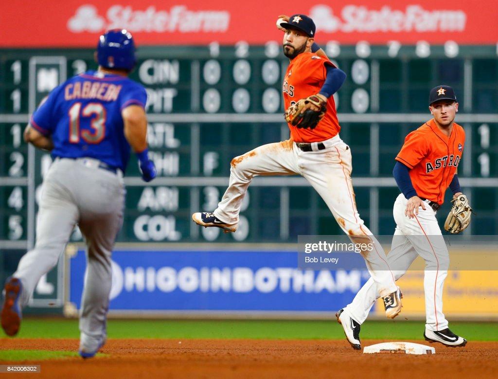 New York Mets v Houston Astros - Game Two