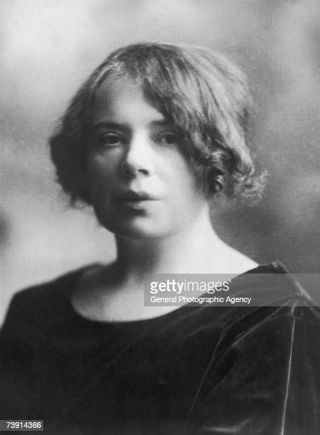 Marxist revolutionary Natalia Sedova the second wife of Leon Trotsky circa 1910