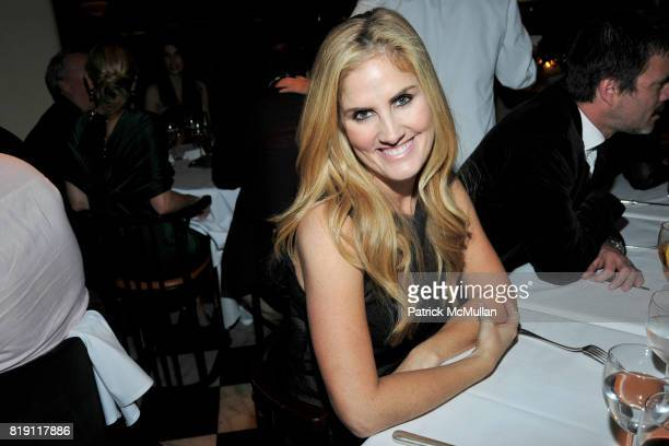 Mary Alice Haney attends LARRY GAGOSIAN hosts a Private Dinner for the ANDREAS GURSKY Opening Exhibition at GAGOSIAN GALLERY at Mr Chow on March 4...