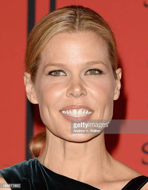 Mary Alice Stephenson attends 2013 CFDA FASHION AWARDS Underwritten By Swarovski Red Carpet Arrivals at Lincoln Center on June 3 2013 in New York City