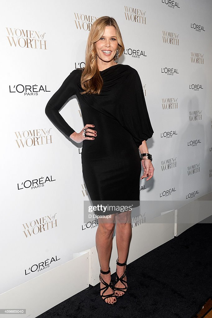Mary Alice Stephenson attends L'Oreal Paris' Ninth Annual Women of Worth Awards at The Pierre Hotel on December 2, 2014 in New York City.