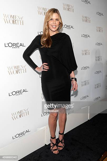 Mary Alice Stephenson attends L'Oreal Paris' Ninth Annual Women of Worth Awards at The Pierre Hotel on December 2 2014 in New York City