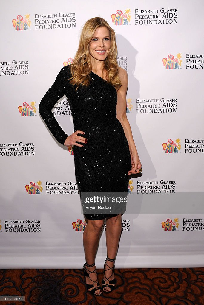 Mary Alice Stephenson attends the Elizabeth Glaser Global Champions of a Mothers Fight Awards Dinner at Mandarin Oriental Hotel on February 20, 2013 in New York City.