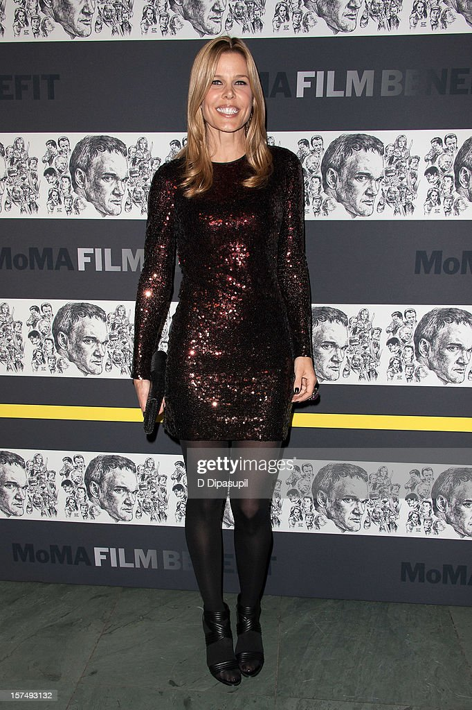 Mary Alice Stephenson attends the Museum of Modern Art film benefit honoring Quentin Tarantino on December 3, 2012 in New York City.