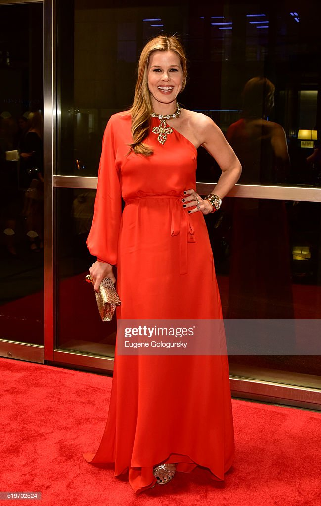 Mary Alice Stephenson attends the New Yorkers For Children's Spring Dinner Dance: A Fool's Fete at Mandarin Oriental New York on April 7, 2016 in New York City.