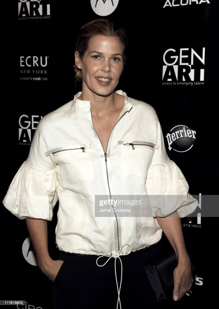 Mary Alice Stephenson during Gen Art's Eighth Annual Styles International Design Competition 2006 - Arrivals and Front Row at Hammerstein Ballroom in New York City, New York, United States.