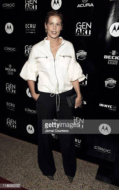 Mary Alice Stephenson during Gen Art's Eighth Annual Styles International Design Competition 2006 - Arrivals and Front Row at Hammerstein Ballroom in...