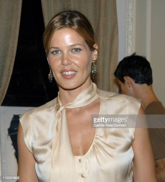 Mary Alice Stephenson during Olympus Fashion Week Spring 2005 Paper Magazine's 20th Anniversary Party Shut Down by FDNY at Ukrainian Institute of...