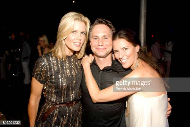 Mary Alice Stephenson Jason Binn and Ann Caruso attend 11th Annual Love Heals at Luna Farm 'A Picture Perfect Summer' Presented by Sony NEX Cameras...