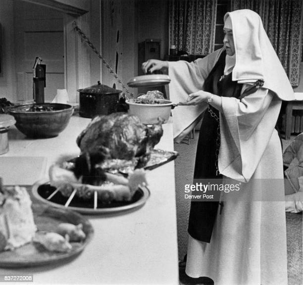 Mary Ann Sibley in religious lamb stew to be served during the feast Credit Denver Post Inc