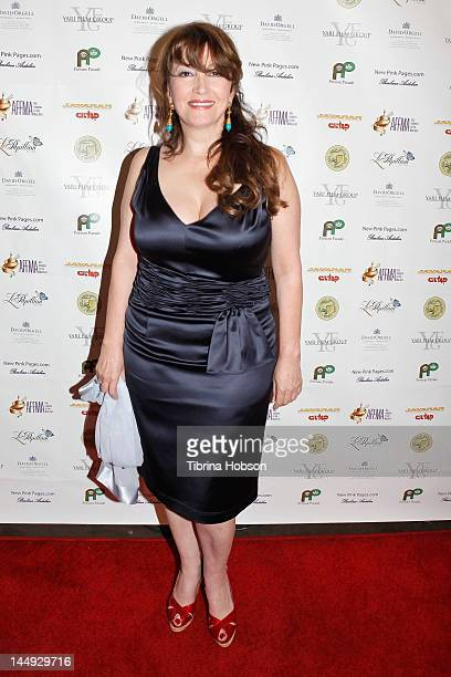 Mary Apick attends lifetime achievement award to Apick Youssefian on May 20 2012 in Glendale California