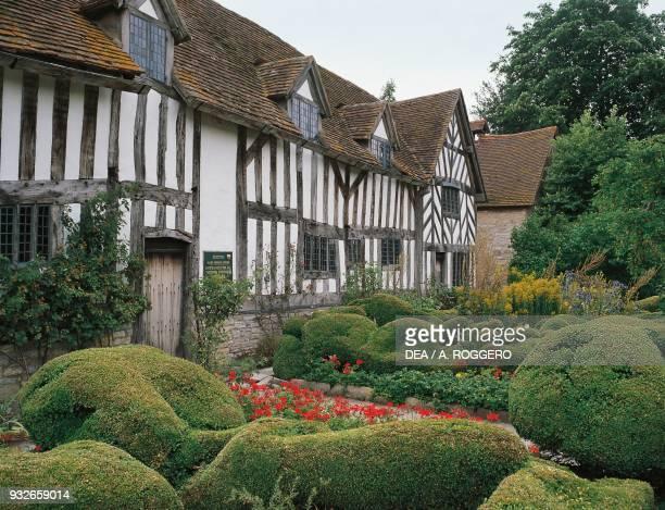 Mary Arden's House William Shakespeare's mother Wilmcote near StratforduponAvon England United Kingdom