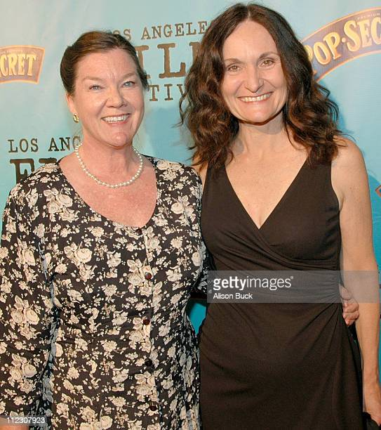 Mary Badham and Beth Grant during 2005 Los Angeles Film Festival Our Very Own Screening at Directors Guild of America in Los Angeles California...