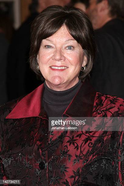 """Mary Badham attends the The Academy Of Arts And Sciences Celebrates 50th Anniversary Of """"To Kill A Mockingbird"""" at AMPAS Samuel Goldwyn Theater on..."""