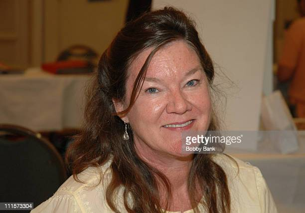 Mary Badham during 2006 Twilight Zone Convention Featuring Mickey Rooney in Hasbrouck Heights New Jersey United States