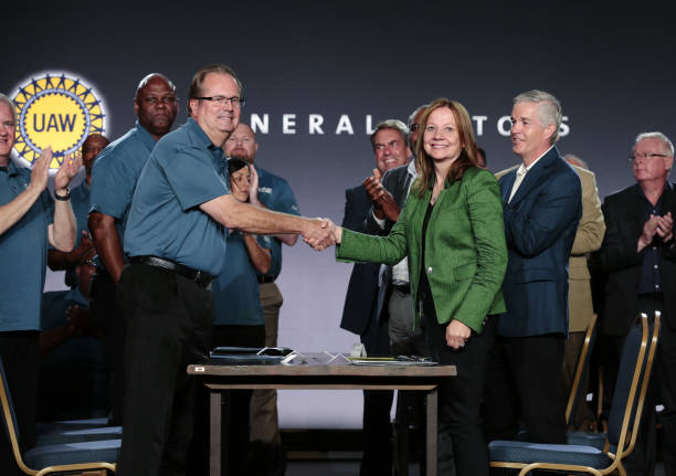 MI: General Motors Co. And Fiat Chrysler Automobiles Labor Negotiation Meetings