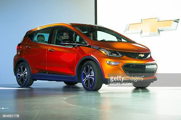 Mary Barra Chairman Chief Executive Officer General Motors Company and Mark Reuss Executive Vice President Global Product Development Purchasing and...