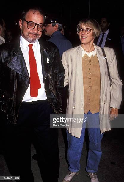 Mary Beth Hurt and Paul Schrader during Light Sleeper New York City Screening at Cinema 1 in New York City New York United States