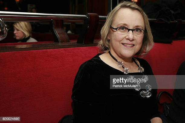 Mary Beth Hurt attends A Private Screening of ADAM RESURRECTED Hosted by MARTIN SCORSESE JEFF GOLDBLUM and PAUL SCHRADER at Bryant Park Hotel...