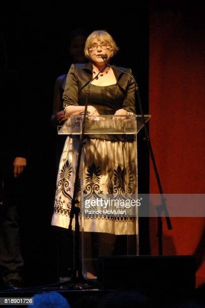 Mary Beth Hurt attends The 2010 LUCILLE LORTEL AWARDS For Outstanding Achievement Off Broadway at Terminal 5 on May 2 2010 in New York City
