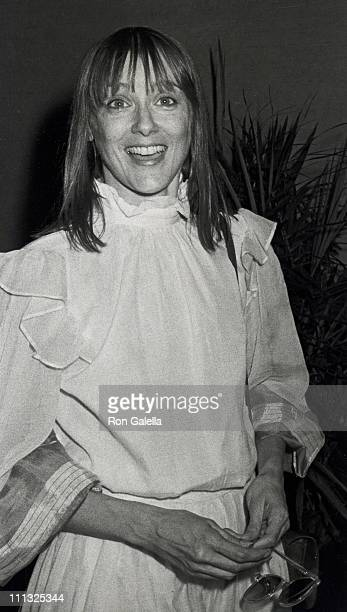 Mary Beth Hurt during 1982 Theatre World Awards at Sheraton Center in New York City New York United States