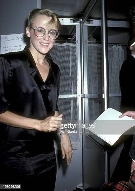 Mary Beth Hurt during 50th Anniversary Hallmark Hall of Fame February 7 2001 at WaldorfAstoria Hotel in New York City New York United States