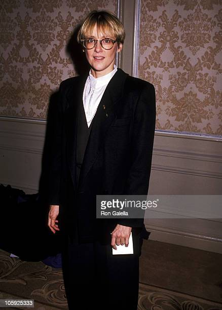 Mary Beth Hurt during NY Women In Film Awards December 13 1989 at Pierre Hotel in New York City New York United States
