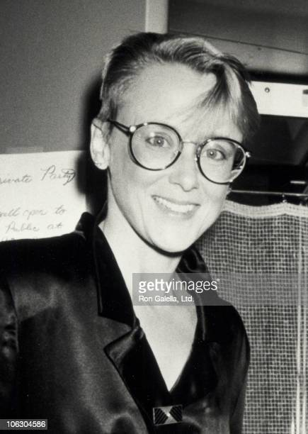 Mary Beth Hurt during Plenty New York Screening September 17 1985 in New York City New York United States